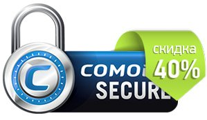 40% discount on Comodo PositiveSSL SSL certificate